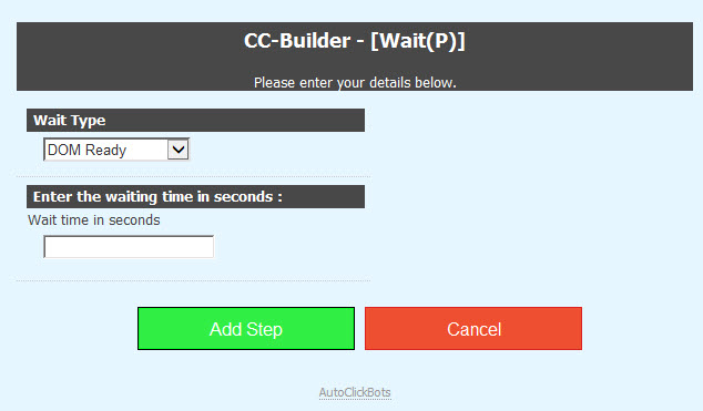 CC-Builder / Wait For Page Load